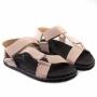 Rasteira Sapato Da Corte  Comfy  Velcro