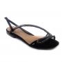 Rasteira Sapato Da Corte Transversal