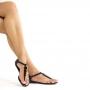 Sandália Rasteira Sapato Da Corte Bolinhas
