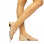Sandalia Sapato Da Corte Croma Spikes