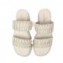 Sandália Sapato Da Corte Flat Form