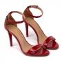 Sandália Sapato Da Corte Gisele Alta