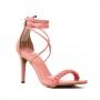 Sandália Sapato Da Corte Gisele Trança
