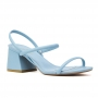 Sandália Sapato Da Corte Salto Médio