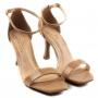 Sandália Sapato Da Corte Salto  Taça  Alta Gisele