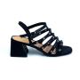 Sandália Sapato Da Corte Spikes