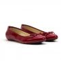 Sapatilha Sapato Da Corte Bico Arredondada Laço