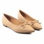 Sapatilha Sapato Da Corte Bico Fino Palmilha Soft