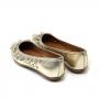 Sapatilha Sapato Da Corte Bico Fino Vazada