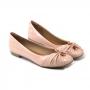 Sapatilha Sapato Da Corte Bico Redondo