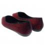Sapatilha Sapato Da Corte Decote V Hotfix
