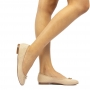 Sapatilha Sapato Da Corte Furadinha