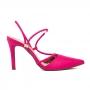 Scarpin Sapato Da Corte Bico Fino