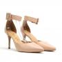 Scarpin Sapato Da Corte Saia E Blusa
