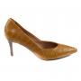 Scarpin Sapato Da Corte Salto Médio Bico Fino