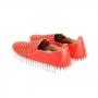 Slip On Sapato Da Corte Vazado