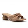 Tamanco Sapato Da Corte Salto Bola Comfy Nó