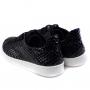 Tênis Sapato Da Corte Baixo Cadarço