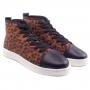 Tênis Sapato Da Corte Botinha