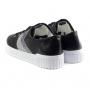 Tênis Sapato Da Corte Sola Baixa Gliter