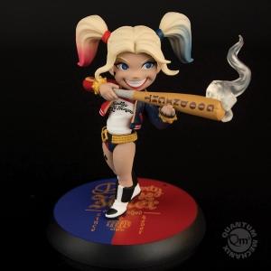 Action Figure Harley Quinn Q-Figures - DC Comics