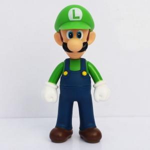 Action Figure Luigi - Super Mario Bros