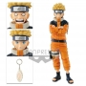 Action Figure Naruto Uzumaki Version 2 Grandista - Naruto Shippuden