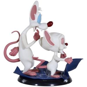 Action Figure Pinky e Cérebro Q-Figures
