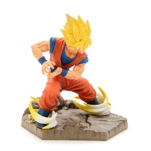 Action Figure Son Goku Absolute Perfection - Dragon Ball Z