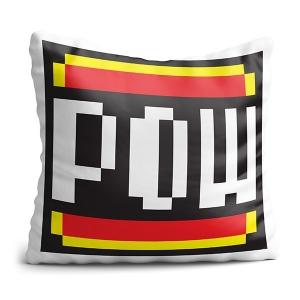 Almofada Bloco POW - Super Mario Bros