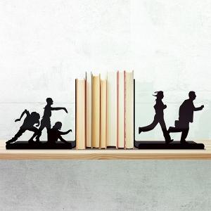 Aparador de Livros Ataque Zumbi
