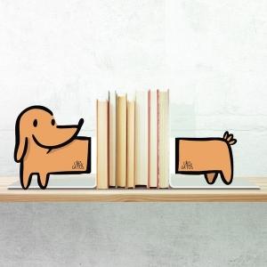 Aparador de Livros Cão