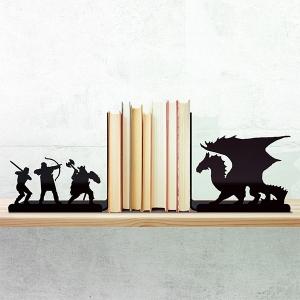 Aparador de Livros Dragão