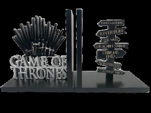 Aparador de Livros Game of Thrones