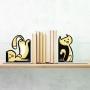 Aparador de Livros Gatos 02