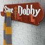 Cabideiro Save Dobby - Harry Potter