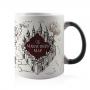 Caneca Mágica Mapa do Maroto - Harry Potter