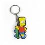 Chaveiro Bart Simpson - The Simpsons