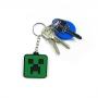 Chaveiro Creeper - Minecraft