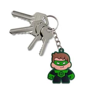 Chaveiro Lanterna Verde - Marvel