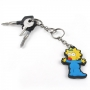 Chaveiro Maggie Simpson - The Simpsons