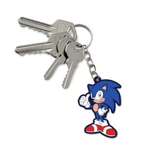 Chaveiro Sonic The Hedgehog