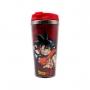 Copo Térmico Goku Rage - Dragon Ball Z