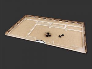 Kit Dashboard Para Zombicide Premium (6 unidades) Com Case - Bucaneiros