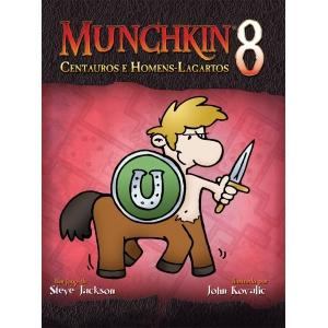 Munchkin 8 Centauros e Homens-Lagartos