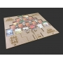 Playmat Para 7 Wonders Duel Com Case - Bucaneiros
