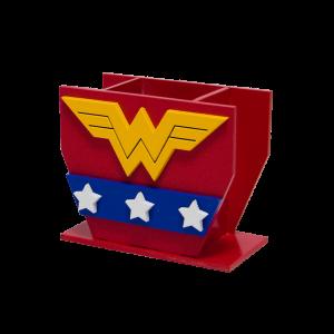 Porta-Canetas Mulher Maravilha - DC Comics