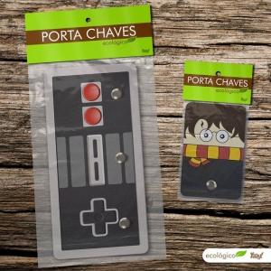 Porta-Chaves Joystick Nintendo - Vídeo-Game