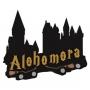 Porta-Chaves Magnético Alohomora - Harry Potter