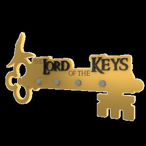 Porta-Chaves Magnético The Lord Of The Keys - O Senhor dos Anéis